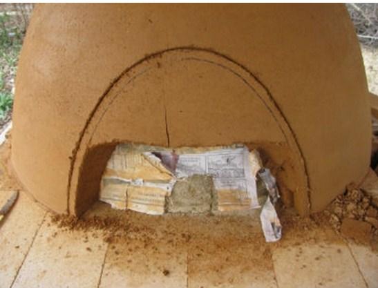 Помпейские печи из глины своими руками 146