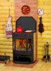 Бавария Призматик с плитой и теплообменником